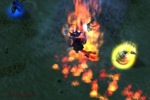 Fire Elemental VJ